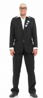 TV Comic Harry Hill Costume (3233)